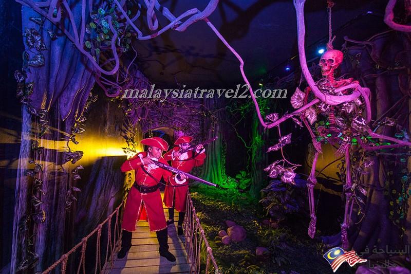 مغامرات القراصنة في ملاكا