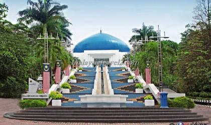 Planetarium in Kuala Lumpur القبة الفلكية كوالالمبور بلانيتاريوم