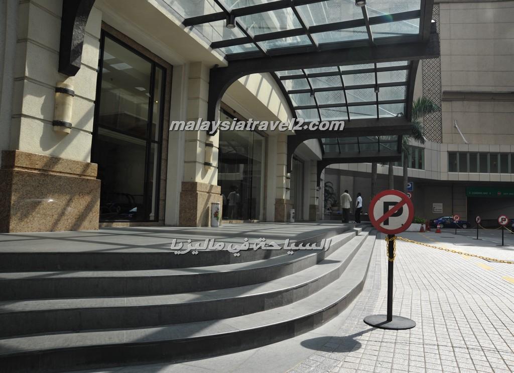 Ritz-Carlton Kuala Lumpurالمدخل