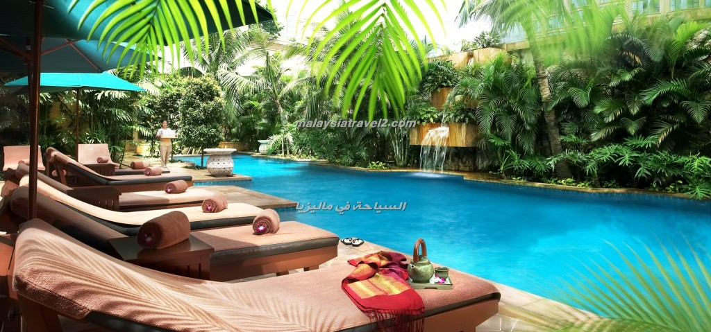 Ritz-Carlton Kuala Lumpurفندق ريتز كارلتون كوالالمبور1