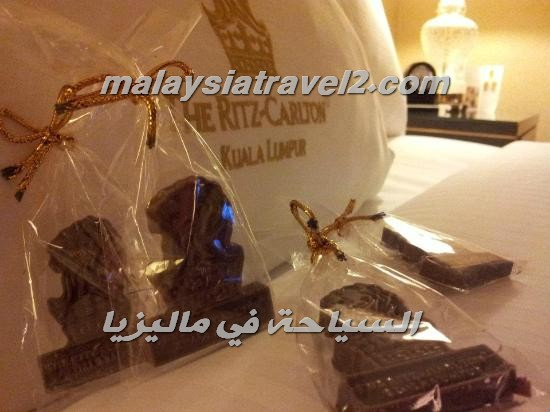Ritz-Carlton Kuala Lumpurفندق ريتز كارلتون كوالالمبور21
