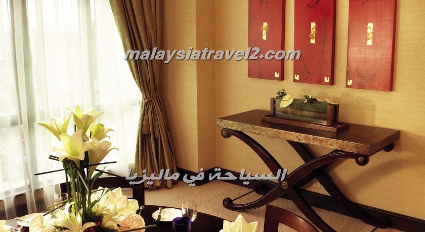 Ritz-Carlton Kuala Lumpurفندق ريتز كارلتون كوالالمبور5