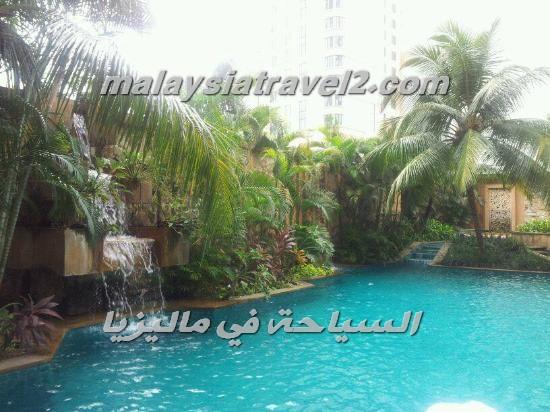 Ritz-Carlton Kuala Lumpurفندق ريتز كارلتون كوالالمبور6