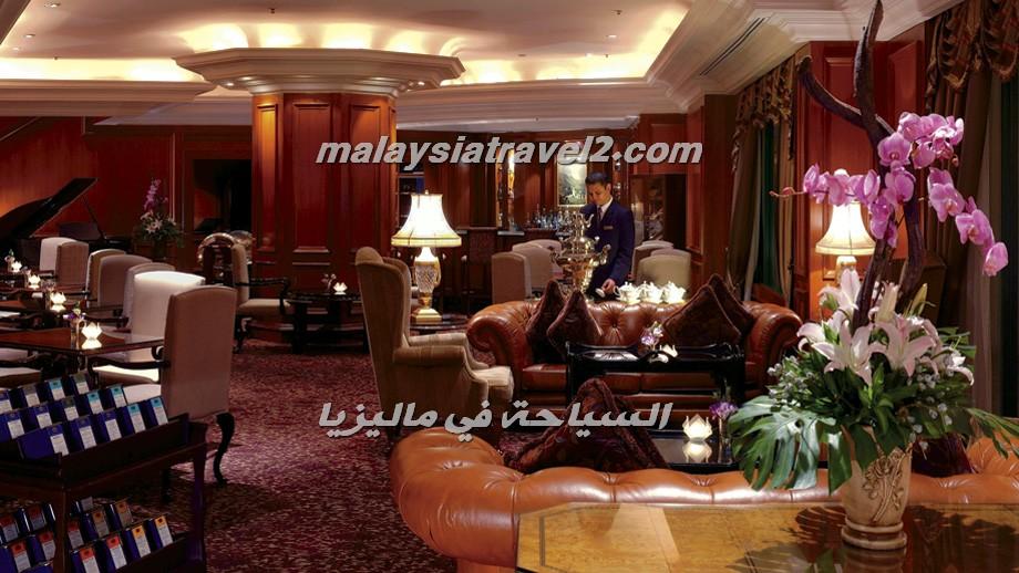 Ritz-Carlton Kuala Lumpurلوبي