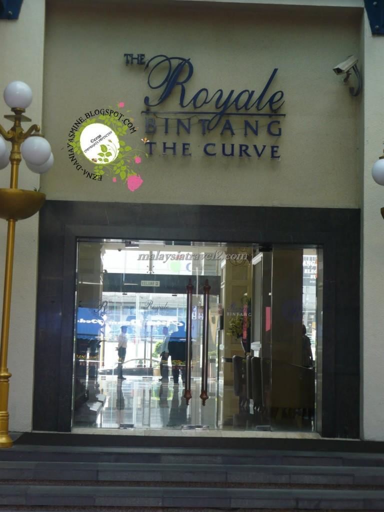 Royale Bintang The Curve3