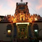 معبد سري ماريامان في جزيرة بينانج Sri Mariamman Temple