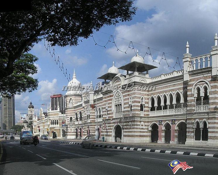 Sultan Abdul Samad Building20
