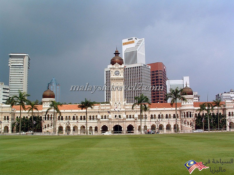 Sultan Abdul Samad Building5