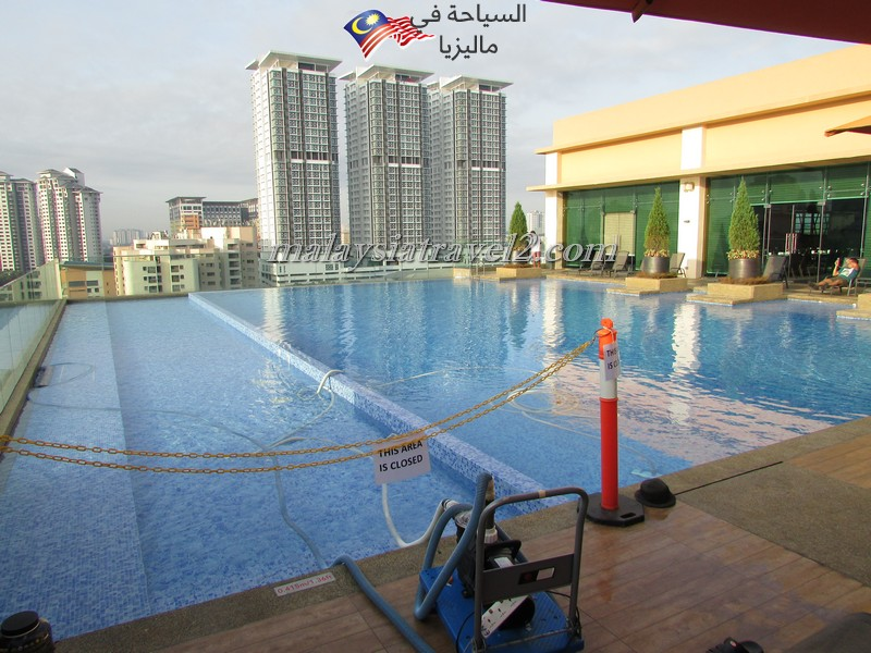 Sunway clio hotel for Sunway pyramid hotel swimming pool