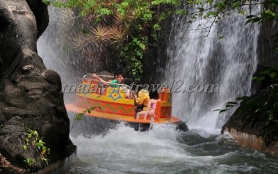 Sunway Lagoon Theme Park مدينة الألعاب صنواي لاجون10