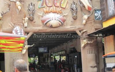 Sunway Lagoon Theme Park مدينة الألعاب صنواي لاجون11