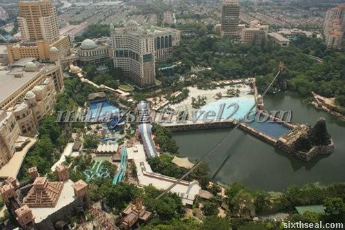 Sunway Lagoon Theme Park صور و تقرير مدينة الألعاب صنواي لاجون