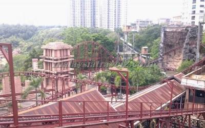 Sunway Lagoon Theme Park مدينة الألعاب صنواي لاجون13