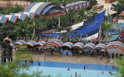 Sunway Lagoon Theme Park مدينة الألعاب صنواي لاجون21