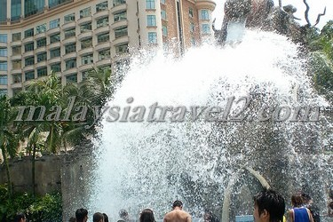 Sunway Lagoon Theme Park مدينة الألعاب صنواي لاجون22