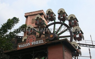 Sunway Lagoon Theme Park مدينة الألعاب صنواي لاجون23