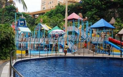 Sunway Lagoon Theme Park مدينة الألعاب صنواي لاجون24