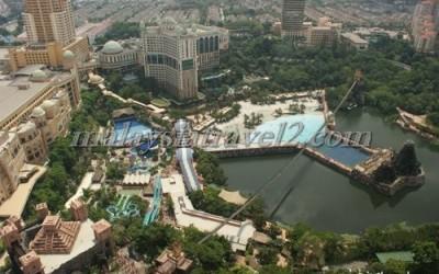 Sunway Lagoon Theme Park مدينة الألعاب صنواي لاجون25