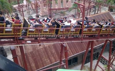 Sunway Lagoon Theme Park مدينة الألعاب صنواي لاجون26