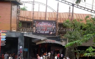 Sunway Lagoon Theme Park مدينة الألعاب صنواي لاجون2