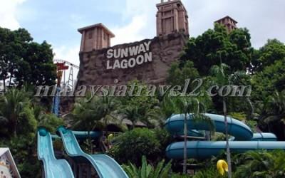 Sunway Lagoon Theme Park مدينة الألعاب صنواي لاجون27