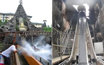 Sunway Lagoon Theme Park مدينة الألعاب صنواي لاجون3