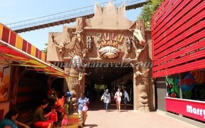 Sunway Lagoon Theme Park مدينة الألعاب صنواي لاجون31