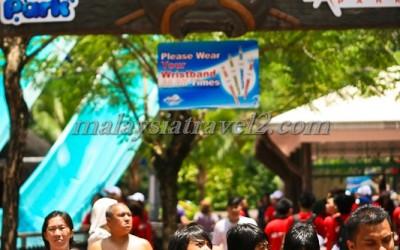 Sunway Lagoon Theme Park مدينة الألعاب صنواي لاجون32
