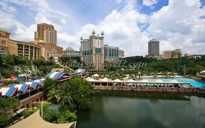 Sunway Lagoon Theme Park مدينة الألعاب صنواي لاجون33