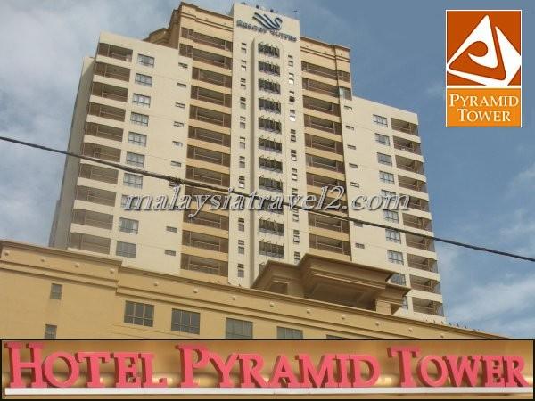 Sunway Pyramid Towerفندق صنواي بيراميد تاور سيلانجور