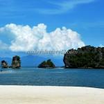 tanjung rhu beach شاطئ تانجونغ رهو