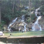 شلالات تمبلر بارك كوالالمبور Templar Park falls