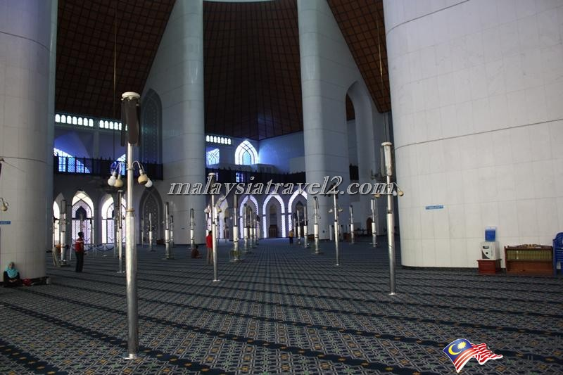 blue mosque malaysial10