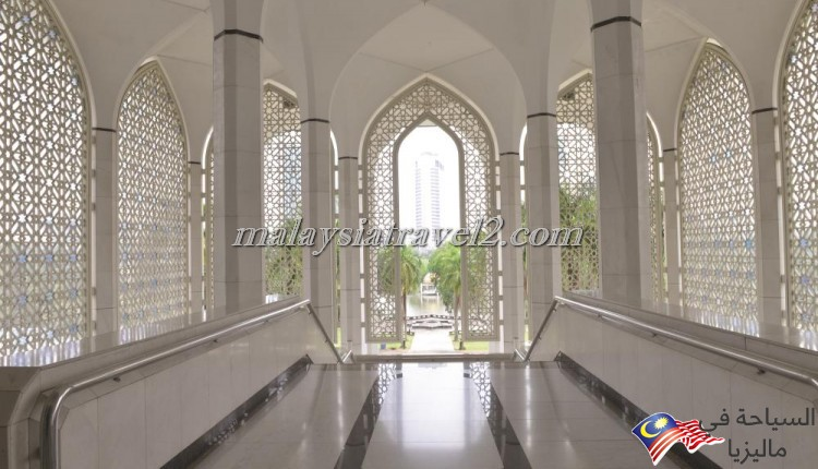 blue mosque malaysial17
