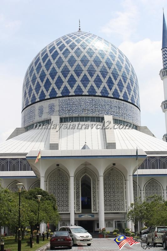 blue mosque malaysial7
