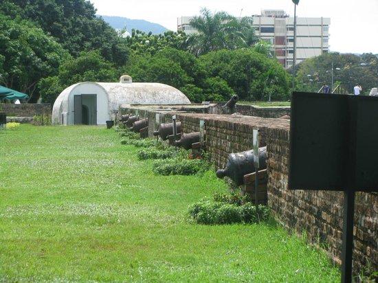fort-cornwallis