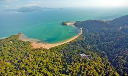Datai Beach langkawi شاطئ داتاي لنكاوي