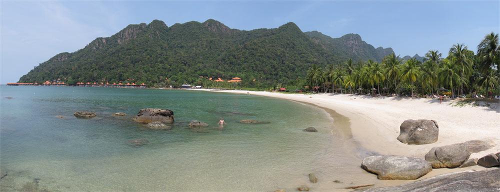 شاطئ بانتاي كوك