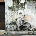 شارع الفنون بينانج Penang Street Art