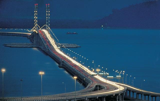 pgbridgeجسر بينانج المعلق