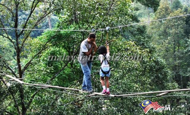 skytrex adventure shah alam18