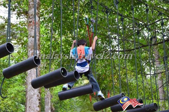 skytrex adventure shah alam19