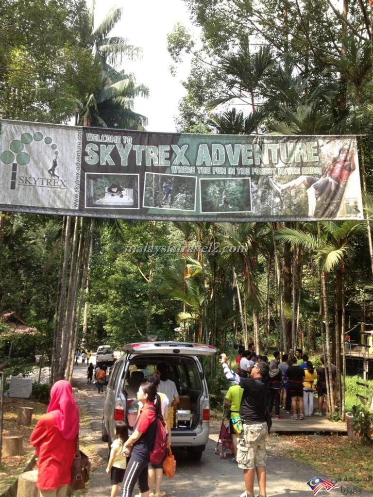 skytrex adventure shah alam4