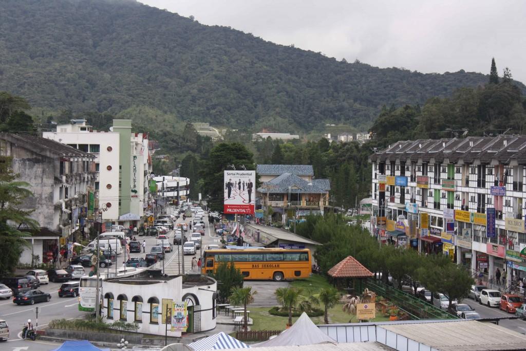 tanah-rata-town
