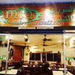 صور و اسعار مطعم ياسمين الشام في لنكاوي